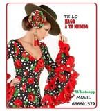 Profesional vestidos flamenca trajes - foto