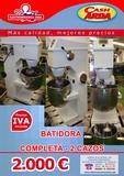 !!BATIDORA COMPLETA 2 CAZOS !!! - foto
