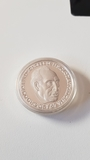 moneda de plata nobel de 1959 - foto