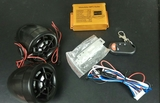 RADIO,  MP3,  ALARMA MOTO - foto