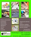 Pintura y reformas  de hogares - foto