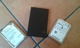 Discos duros SATA 120 / 100 / 20 GB TODO - foto