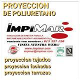 Proyeccion de poliuretano - foto