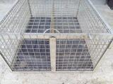 Jaula transporte perros - foto