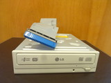 Grabadora CD/DVD LG - foto