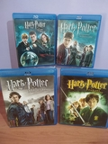 Peliculas Harry Potter en bluray - foto