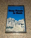 Deep Purple in rock cassette - foto