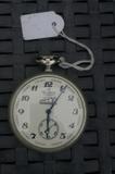 reloj  bolsillo helbros tren locomotora - foto