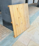 Palets madera - foto