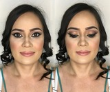maquilladora  y peluquera  domicilio - foto