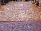 Guissona suelos hormigon impreso - foto