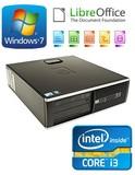 Hp compaq i3 4gb 250gb con garantia - foto
