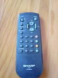 mando de television SHARP - foto