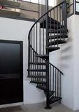 Hacemos escaleras de hierro - foto