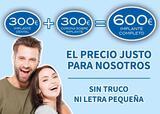 Oferta en implantes dentales 500 euros - foto