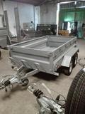 Remolque mixto carga y motos quad etc - foto