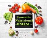Consulta online nutricional - foto
