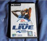 NBA live 2001 - foto