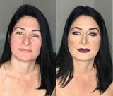 maquillaje peinados eventos a domicilio - foto