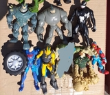Marvel super heroe accion gorgonita - foto