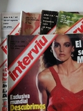 revistas antiguas Interviu - foto