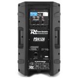 Power dynamics pd412a & audio stock BDN - foto