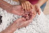 Cuidado de mayores en el hospital - foto