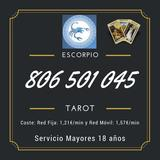 Tarot astrologico - escorpio - foto