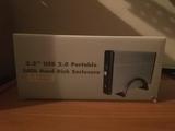 Caja disco duro externo 3.5 (NUEVA) - foto