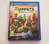 Los Muppets Aventuras de Película PsVita - foto