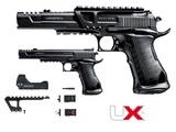 UX Race Gun Kit co2 balines 4,5mm - foto