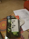 Cartucho tinta HP 339 x 2 - foto
