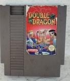 juego double dragon nintendo nes 1985 - foto