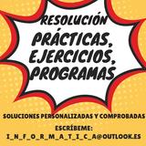 SOLUCIONO PRÁCTICAS,  EJERCICIOS,  ETC - foto