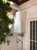 caldera de condensación yunkers - foto
