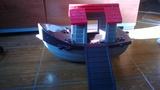 barca con accesorios - foto