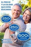 Implante +corona porcelana=500 euros - foto