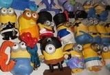 Minions mcdonalds happy meal minions - foto