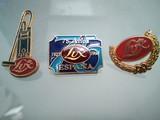 3 pins jabones Lux - foto