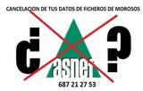 GESTION DE LISTAS DE MOROSOS.  50 EU - foto