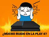 ¿Mucho ruido  en la PS4? - foto