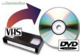 Cintas de videocÁmara a dvd - vhs - foto