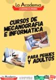 CLASES DE MECANOGRAFÍA E INFORMÁTICA - foto