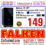 Medion PC MT7 4Gb 320Gb ocasión - foto