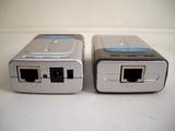 Adaptador de alimentación por Ethernet. - foto