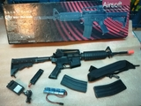 pistola de airsoft - foto