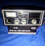 Emisora de 27 con amplificador incluido - foto