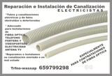 Canalizacion fibra-telefonia-arroyomolin - foto