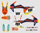 KIT ADHESIVOS KTM 2019 - foto