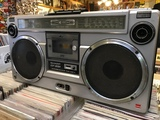 RADIO CASSETTE SHARP GF-9191 BOOMBOX - foto